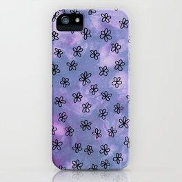 Ditsy Daisy iPhone Case