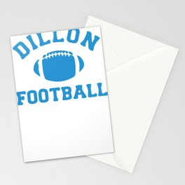 Dillon Panthers Football Stationery Cards