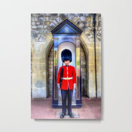 Coldstream Guard Metal Print