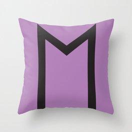 Showtasting - Rune 12 Throw Pillow