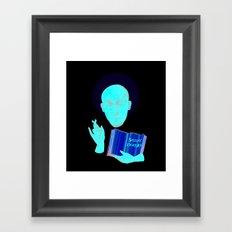 Saint Bonjo Framed Art Print