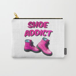 Shoe Addict Carry-All Pouch
