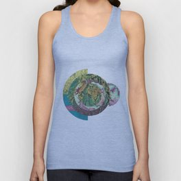 Topography Unisex Tank Top