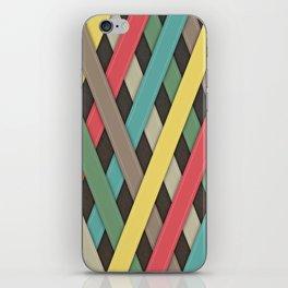 Striped iPhone Skin