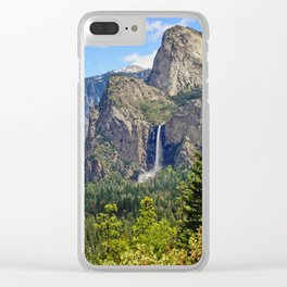 Bridaveil Falls Clear iPhone Case