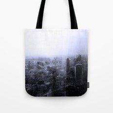 London Old vs New Tote Bag
