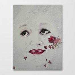 Read 'em & Weep Canvas Print