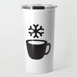 Cold coffee Travel Mug