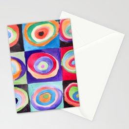 Kool Like Kandinsky Stationery Cards