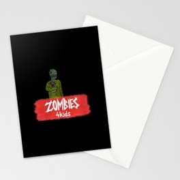 Zombies4Kids 003 Stationery Cards