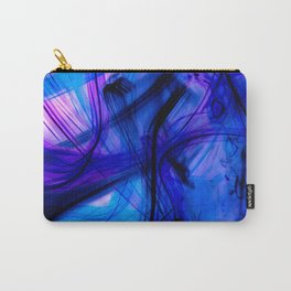 Wicked Futuristic Street Art Carry-All Pouch
