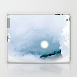 Blue Heaven Laptop & iPad Skin