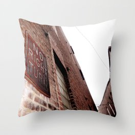 No Rights Throw Pillow