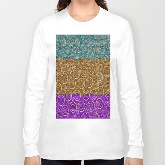 The Bohemian,Starry Night Long Sleeve T-shirt