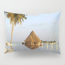 Relaxation in Maldives Pillow Sham