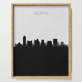 City Skylines: Memphis Serving Tray
