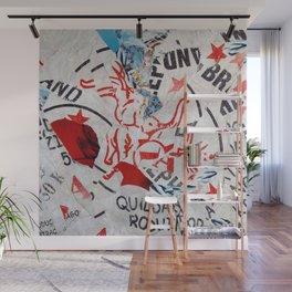 Riz, Menthe et Réglisse Wall Mural