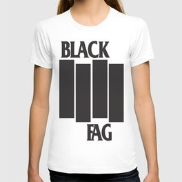 BLACK FAG T-shirt