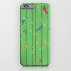 Hello Birdies iPhone 6s Slim Case