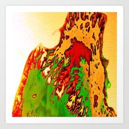 CONDIMENTS Art Print