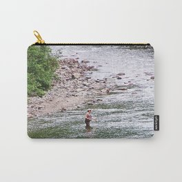 Looking for Salmon Carry-All Pouch