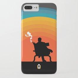 The illusive man iPhone Case