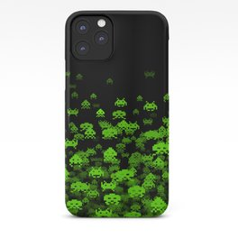 Invaded II iPhone Case