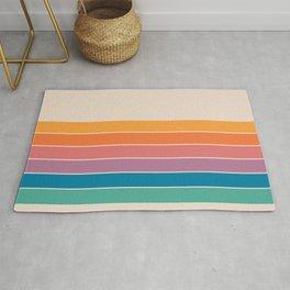 Boca Spring Stripes Rug