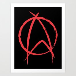 Federation Anarchy Kunstdrucke