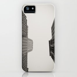 Race to the Sky iPhone Case