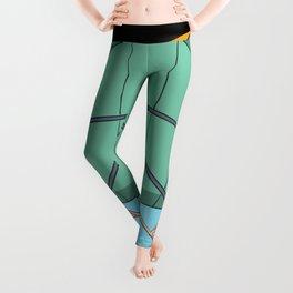 Hang Glider Tandem Leggings