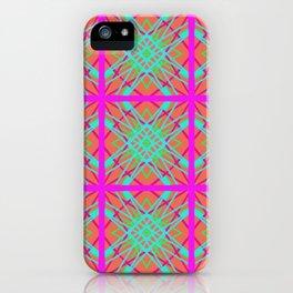 Pattern IIII iPhone Case