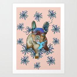 Sea Critter Art Print