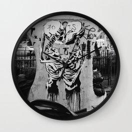 East Village VIII Wall Clock