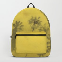 Yellow Palms Backpack