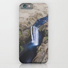 Wonderful Winter Waterfall V iPhone 6s Slim Case