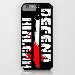 DEFEND HIALEAH iPhone Case
