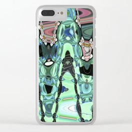 The dance of the ninfee Clear iPhone Case
