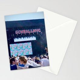 Lovers at GovBallNYC Stationery Cards