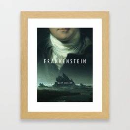 19th Century Women Writers - Frankenstein Framed Art Print