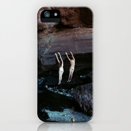Melancholia I iPhone Case