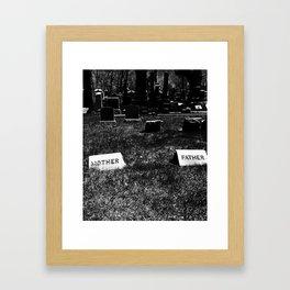 devoted Framed Art Print