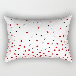 Circular 23 Rectangular Pillow