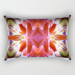 FLOWERS BOMB Rectangular Pillow