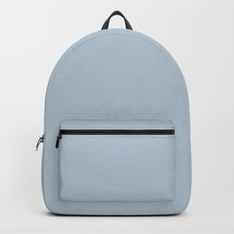 Dark Powder Blue Pairs With Pantone's 2020 Forecast Trending Color Baby Blue  13-4308 TCX Backpack