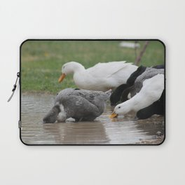 Attacking the Puddle Laptop Sleeve