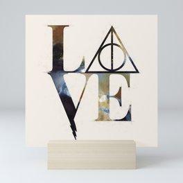Love Always Watercolor Mini Art Print