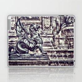 PARIS - Latin Quarter: Place St-Michel - La Fontaine St. Michel Laptop & iPad Skin