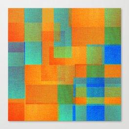 Decor - Geometric Canvas Print
