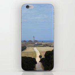 Fairy Tale Lighthouse iPhone Skin